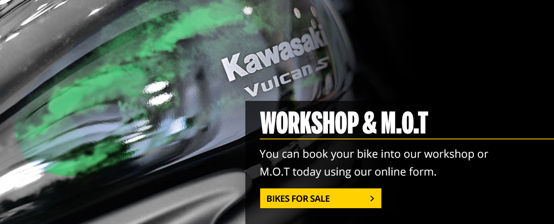 Workshop and M.O.T